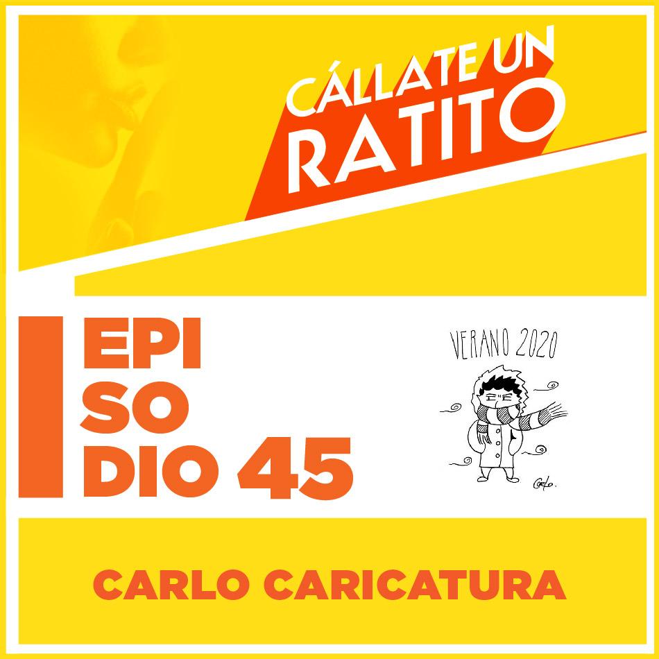 Capitulo 45 – Carlo Celi, Caricaturista